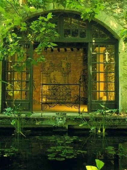 Ancient House, Paris, France