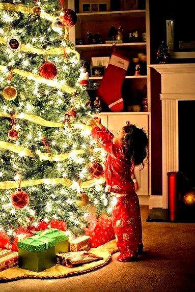 Christmas Eve, Rockford, Illinois