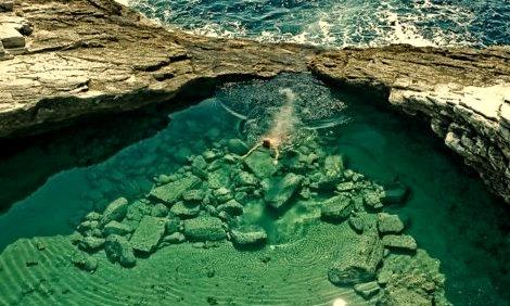 Natural Swimming Pool, Hawaii