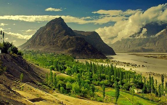 by PHOTOROTA on Flickr.Stunning Skardu Valley in northern Pakistan.