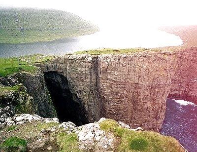 Split Level, The Faroe Islands