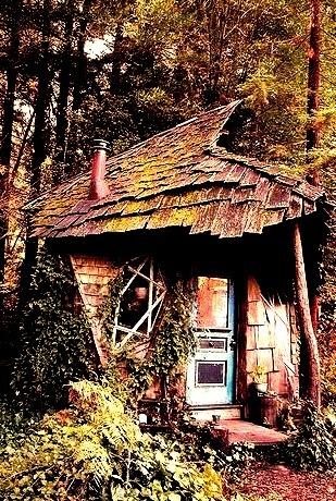 Fairytale House, Macon, Georgia