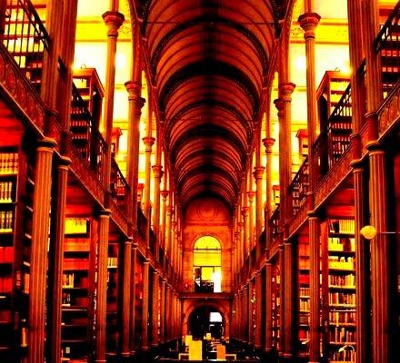 Library, University of Copenhagen, Denmark