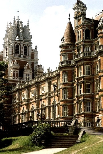 Royal Holloway and Bedford College, University of London, England