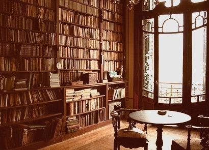 Reading Room, Cambridge University, England