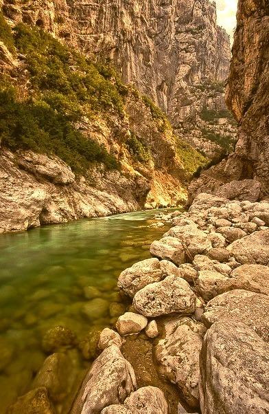Point Sublime, Gorges du Verdon / France