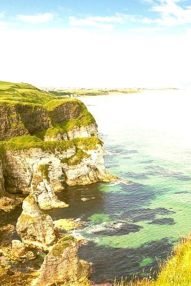 White Rocks of Portrush, Co. Antrim / Northern Ireland