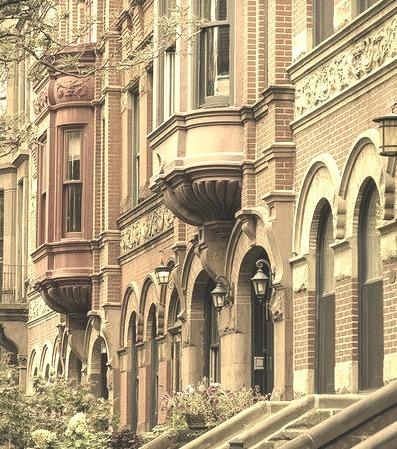 A walk through Brooklyn, New York / USA